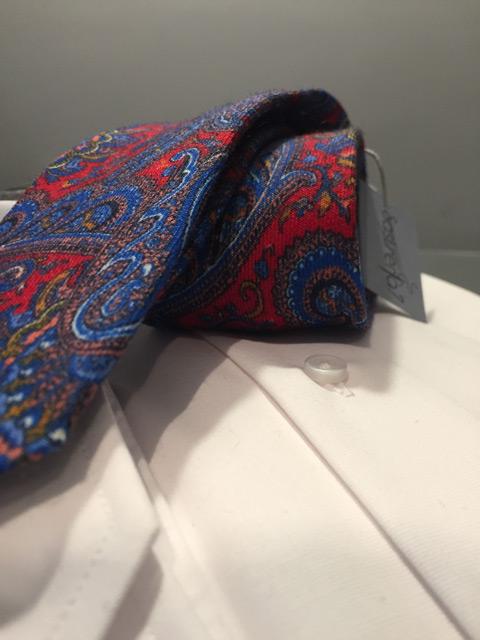 corbatade lana