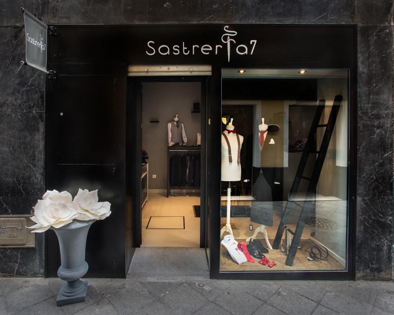 Sastrería 7, Sevilla